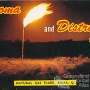 Gas flare, Roma, c1962