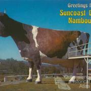 The Big Ayrshire Cow, Nambour
