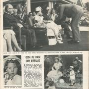 The Queen in Queensland, Pix 27 March 1954