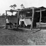 Refreshment Room on the Bowen-Proserpine Railway, 1922