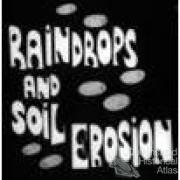 Raindrops and soil erosion, 1950