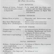 Defences of Queensland, 1877