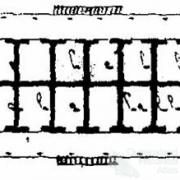 Separate prison cell design, 1868