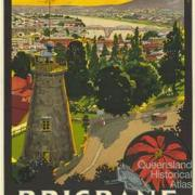 Brisbane: river city of the north