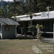 Administration offices, Tangalooma Whaling Station, 1960