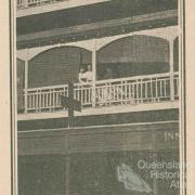Red Cross Society Headquarters, 409 Adelaide Street, Brisbane, 1918