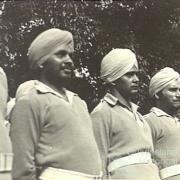 Recently released Sikh prisoners of war, Brisbane 1944