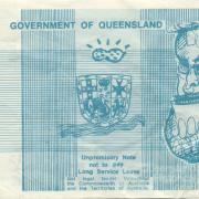 Seven dollar note, 1977