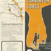 Carnarvon Gorge, c1965