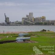 Fort Lytton on Brisbane River, 2007