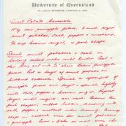 Sweet Potato Casserole, c1961