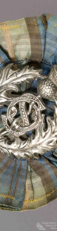Scottish badge