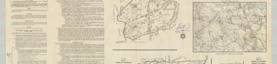 Brigalow land sale, 1968