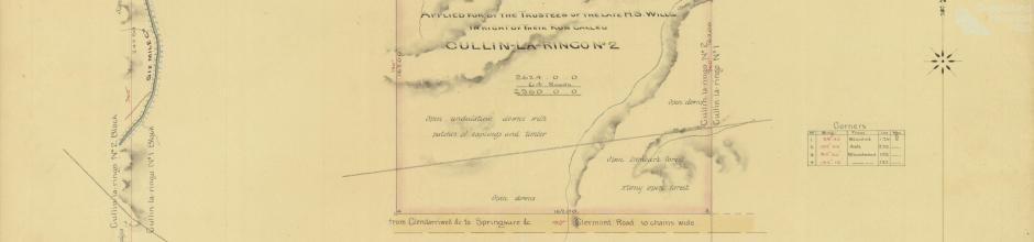 Cullin-la-ringo run, selection 66, 1877