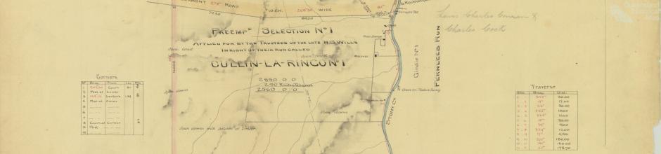 Cullin-la-ringo run, selection 65, 1877
