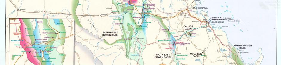 Queensland coal, 2007