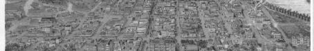 Brisbane Oblique View, 1888