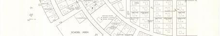 Mitchell River Mission (now Kowanyama), re-housing plan, c1965