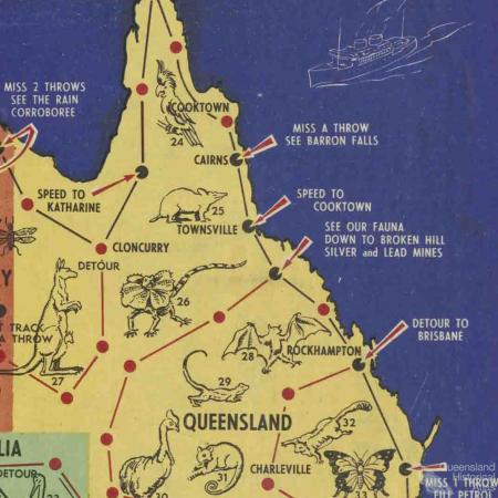 Race around Australia