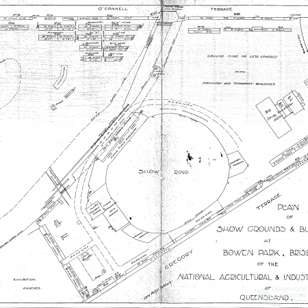 Bowen Park and the National Association, 1917